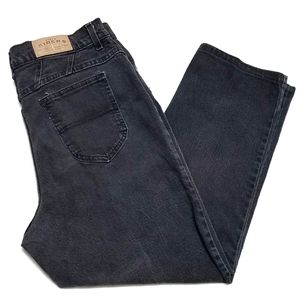 Ultra High Rise Vintage Tapered Cropped Jeans Lee